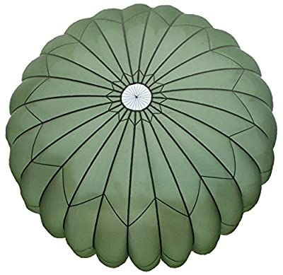 Military Outdoor Clothing New T-10 OD Solid 35ft Personal Parachute No Lines, MC1-1C (Lines Have Been Cut)