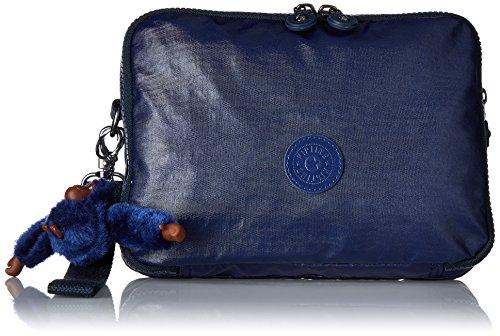Kipling - Donnica - Sac à langer avec matelas à langer - Bleu ( Lacquer Indigo ) - (Violet)
