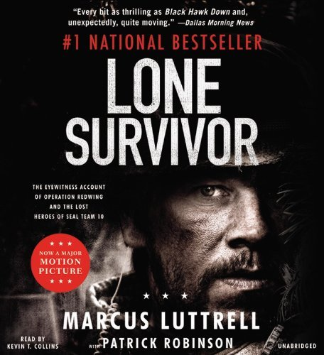[[Lone Survivor: The Incredible True Story of Navy SEALs Under Siege]] [By: Luttrell, Marcus] [February, 2014]