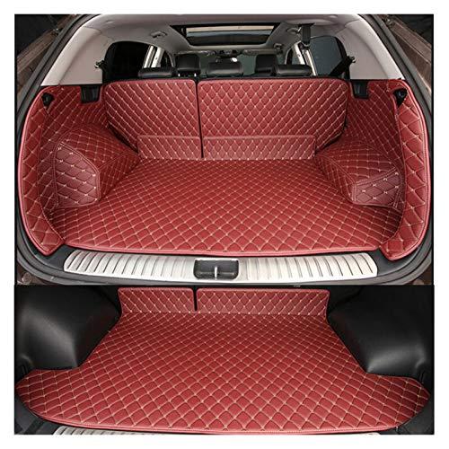 RKRCXH Custom Car Mats Tronco En Forma Fit For El Nuevo Kia Sportage Impermeable Bota Alfombras Buque De Carga De Sportage - Styling Alfombrilla para Maletero Coche (Color Name : Beige)