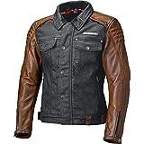Held Motorradschutzjacke, Motorradjacke Jester Urban Jacke schwarz/braun L, Herren, Chopper/Cruiser, Sommer, Leder/Textil