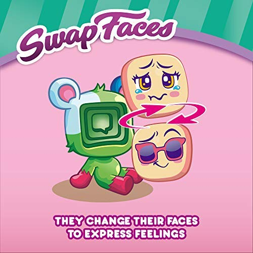 MOJIPOPS - I Like CupCake con 2 exclusivas figuras MojiPops y variedad de accesorios , color/modelo surtido