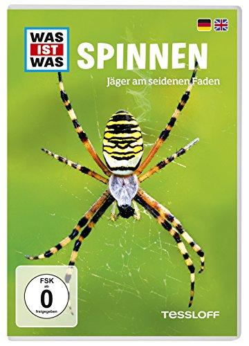 Was Ist Was DVD Spinnen. Jäger am seidenen Faden