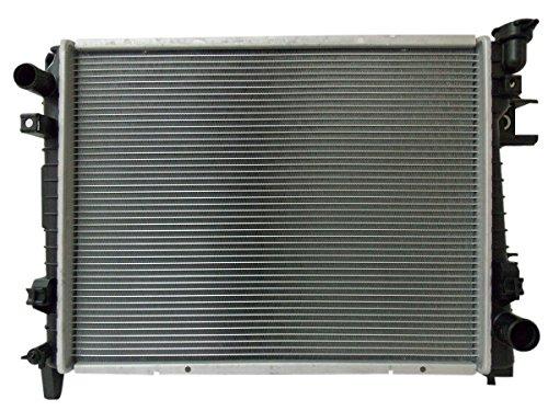 Sunbelt Radiator For Dodge Ram 1500 Ram 1500 Van 2480 Drop in Fitment