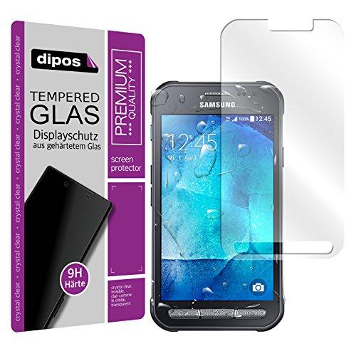 Pellicola vetro temperato Samsung Galaxy Xcover 3 Protezione schermo Pellicola Prottetiva Dipos® ultra resistente