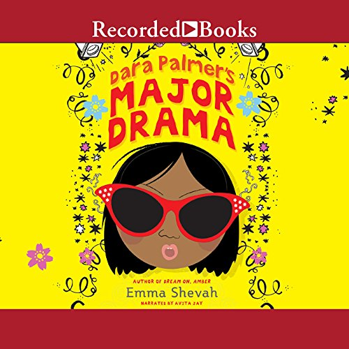 Dara Palmer's Major Drama audiobook cover art