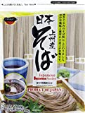 J-Basket Dried Buckwheat Soba Noodles, 25.40 Ounce