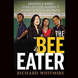 The Bee Eater cover art