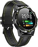 MXCHEN SKY1 Smart Watch Rastreador de Fitness con IP68 Impermeable New SmartWatch Hombre y Reloj de Mujer Pulsera Inteligente para Android iOS