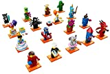 LEGO Series 18 Collectible Party Minifigures - Set of 17 Minifigures Sealed (71021)