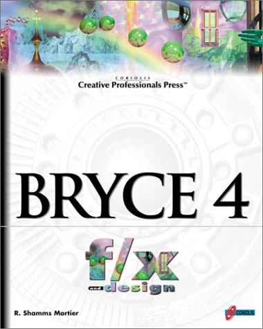 Bryce 4 f/x and design, w. CD-ROM
