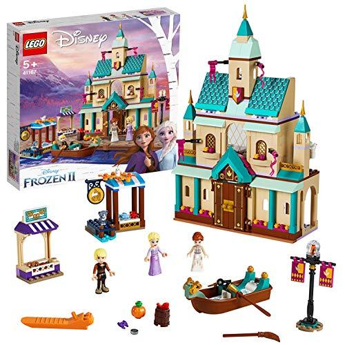 LEGO-Disney Princess Le château d'Arendelle Issu du Film la Reine...