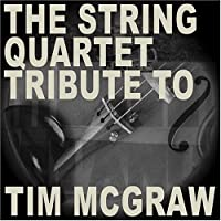 String Quart Tribute to Tim Mcgraw