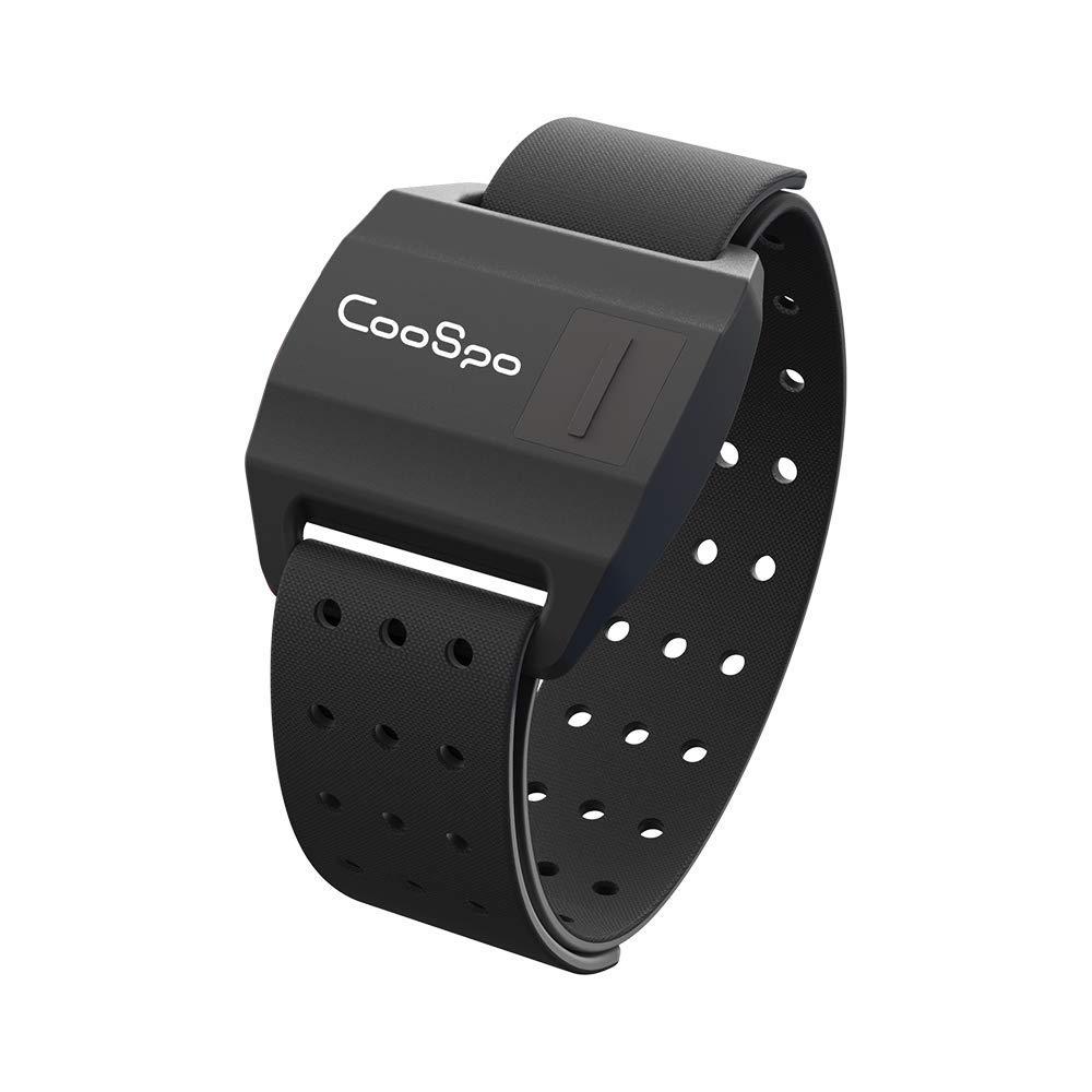 CooSpo Waterproof Armband Monitor Bluetooth