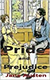 Jane Austen:Pride and Prejudice (English Edition)