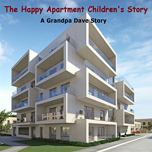 The Happy Apartment Children's Story cover art