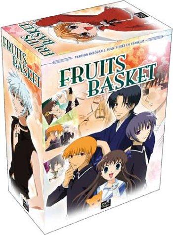 Fruits Basket - Coffret 5 DVD - Intégrale - 26 épisodes VOSTF