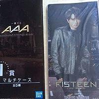一番くじ AAA 15th Anniversary F15TEEN collection I賞 マルチケース 西島隆弘