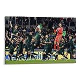 KKMM Poster zur Europa-Nationalmannschaft, Gedenkposter,