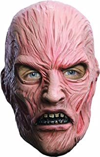 A Nightmare On Elm Street Freddy Krueger Deluxe Overhead Mask