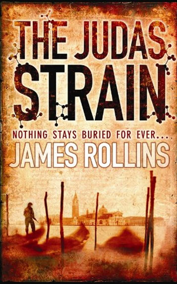 ひどいラジエーター安全性The Judas Strain LP: A Sigma Force Novel (Sigma Force Novels Book 4) (English Edition)