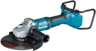 Makita DGA900ZKX2 Cordless Angle Grinder (without Battery/Charger, 1500 W, 36 V)