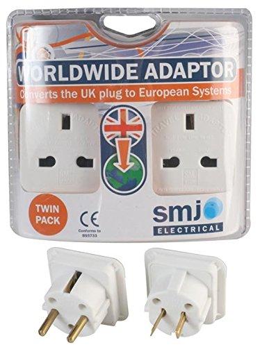 13 Amp Plug équipés de 13Amp Fusible de sécurité Plug