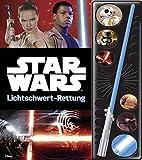 Star Wars Lichtschwert-Rettung - Soundbuch, Pappbilderbuch mit 7 Geräuschen