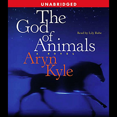 The God of Animals audiobook cover art