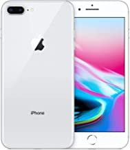 Apple iPhone 8 Plus, Verizon Unlocked, 64GB - Silver - (Renewed)