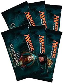 Magic the Gathering Conspiracy 2 Take The Crown Booster Pack x6