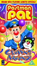 Postman Pat: Clowns Around! Postman Pat Clowns Around / Postman Pat and the Runaway Kite / Postman Pat and a Job Well Done Region 2