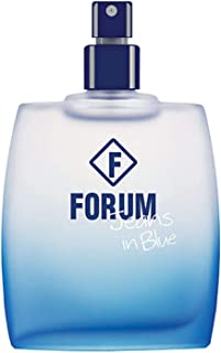 Forum Jeans In Blue Deo Col 50 Ml, Pequeno