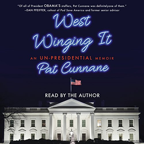 West Winging It Audiobook By Pat Cunnane cover art