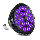 Black Light Bulb, KINGBO 36W LED Blacklight Bulbs...