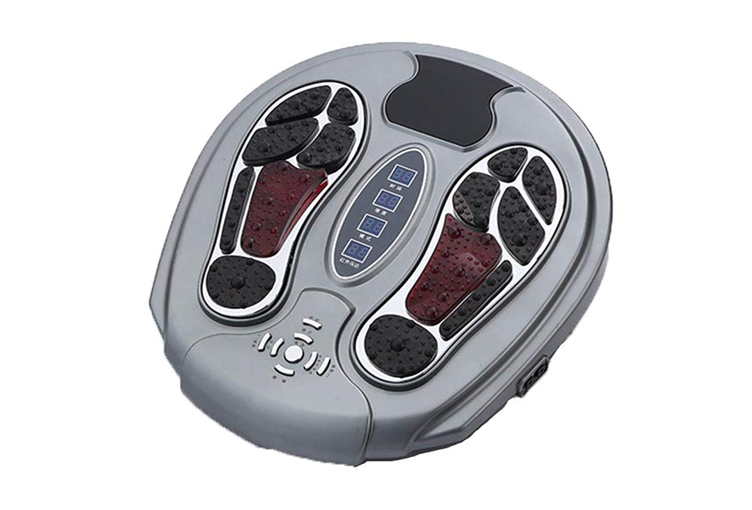 にはまってレンド電話するフットマッサージャー&ボディセラピーマシン - リモートコントロール、、赤外線機能を備えた、身体を刺激する99の強度設定