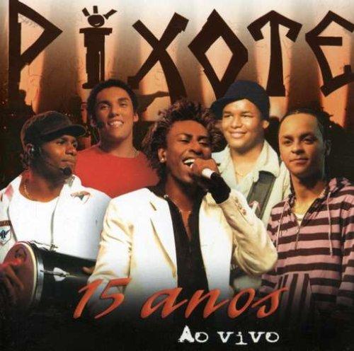 Pixote-15 Anos Vem Pro Samba