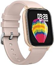 Docooler P8 Smartwatch, BT sportarmband, hartslag en slaap, bewaking van de bloeddruk, app-besturing voor outdoorsporten, ...