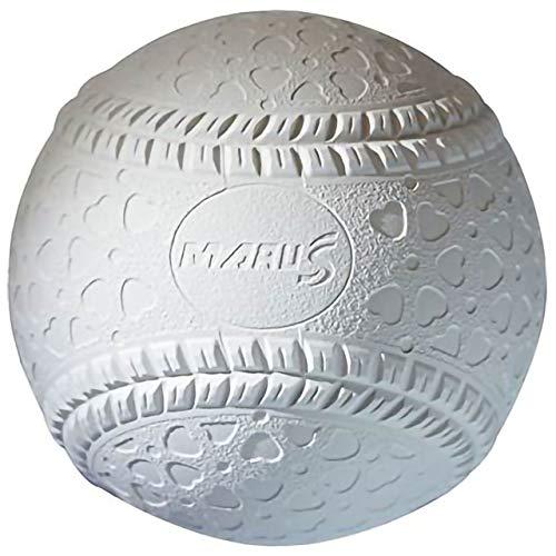 マルエス(MARUS) 軟式ボール J号(ジュニア・小学生用) 1個 J-S-1