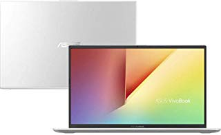 "Notebook Asus X512Fa-Br569T 8ª Intel Core I5 , 8Gb Ram, Hd 1Tb , Tela De 15,6""  Windows 10 - Prata"
