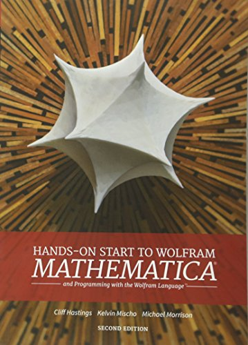 HANDS ON START TO WOLFRAM MATH
