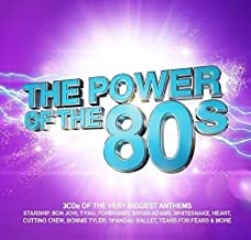 THE POWER OF THE 80S - VARIOUS ARTISTS