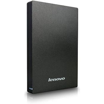 Lenovo F309 USB3.0 1TB External Hard Disk, Grey