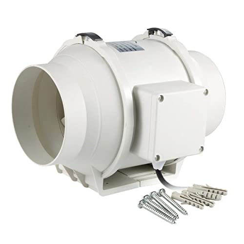 Extracteur D Air Silencieux Amazon