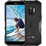 OUKITEL WP12 Outdoor Smartphone Ohne Vertrag, Android 11 Handy ohne Vertrag 4G Dual SIM, IP68 / IP69K Wasserdichter Robustes Handy, 4000mAh Akku, 4GB 32GB, 5,5 Zoll Triple Kamera Face ID/NFC