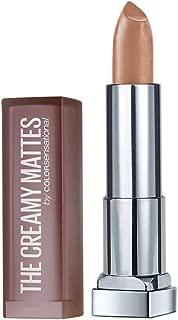 Maybelline Color Sensational Matte Lipstick, Nude Embrace, 1 Tube, 1 Count