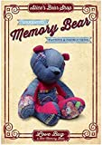 Unjointed Memory Bear Pattern & Instructions Booklet - Love Bug - 30cm when made