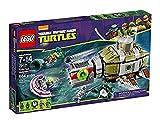 LEGO Turtles Tartarughe Ninja Inseguimento Sottomarino, 79121