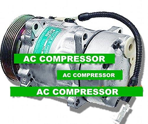 GOWE AC Kompressor für Sanden 7V16 SD7V16 AC Kompressor für Auto Peugeot 306 406 806 Auto Citroen Xantia Kompressor 9613260680 9640486480 1106
