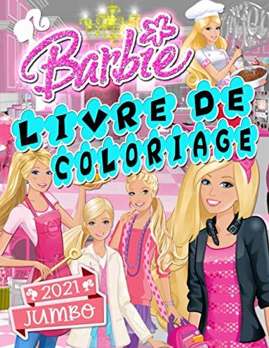 Barbie Livre De Coloriage: Barbie Livres À Colorier Pour...